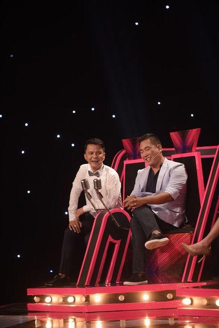 Dam Vinh Hung, Cam Ly mia mai khi Quang Le tu nhan minh gioi - Anh 5