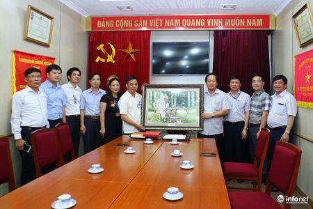 Bo TT&TT dang huong tuong niem Chu tich Ho Chi Minh - Anh 2