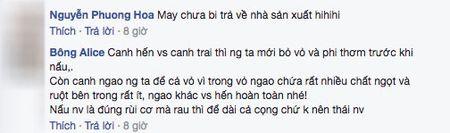 Nang dau buc vi nau canh ngao me chong nhin 'tu dau den cuoi', dan mang tranh luan nay lua - Anh 4