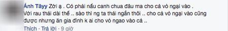 Nang dau buc vi nau canh ngao me chong nhin 'tu dau den cuoi', dan mang tranh luan nay lua - Anh 5