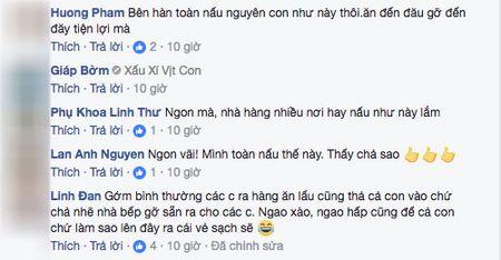 Nang dau buc vi nau canh ngao me chong nhin 'tu dau den cuoi', dan mang tranh luan nay lua - Anh 7