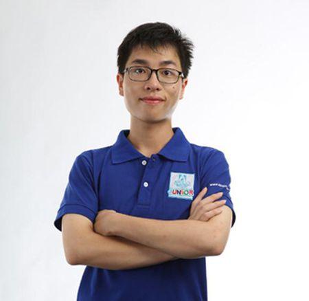 Vo Tung Lam – Bi kip tu chang trai nhut nhat den hoc bong tien si o tuoi 23 - Anh 1