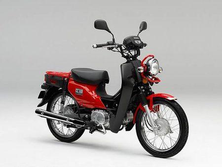 Ngam Honda Cross Cub 110cc hang doc doi 2018 gia 13,5 trieu dong - Anh 1