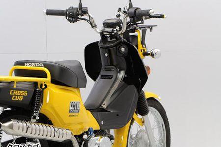 Ngam Honda Cross Cub 110cc hang doc doi 2018 gia 13,5 trieu dong - Anh 3