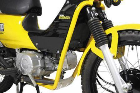 Ngam Honda Cross Cub 110cc hang doc doi 2018 gia 13,5 trieu dong - Anh 4