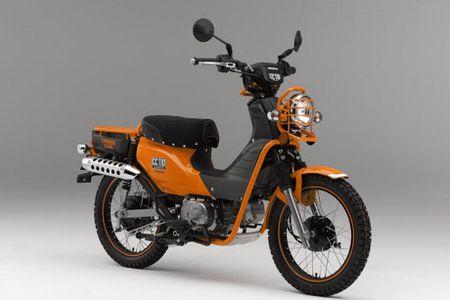 Ngam Honda Cross Cub 110cc hang doc doi 2018 gia 13,5 trieu dong - Anh 5
