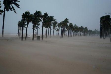 Tinh canh khon cung cua nguoi dan Florida trong sieu bao Irma - Anh 3