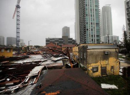 Tinh canh khon cung cua nguoi dan Florida trong sieu bao Irma - Anh 6