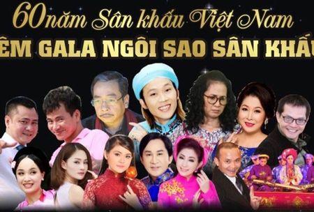 Hoai Linh, Hong Van gap dan sao Hoang Dung, Xuan Bac - Anh 1