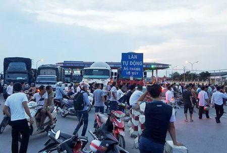 Hung Yen de nghi chuyen tram BOT tren quoc lo 5 - Anh 1