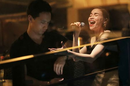 Kim Ly am tham xem Ho Ngoc Ha bieu dien o Ha Noi - Anh 12