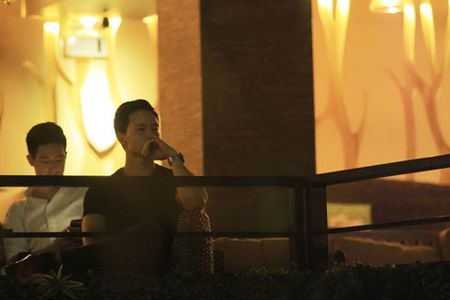 Kim Ly am tham xem Ho Ngoc Ha bieu dien o Ha Noi - Anh 5