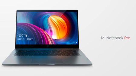 Xiaomi Mi Notebook Pro: man hinh 15.6 inch, nhieu cong hon Apple MacBook Pro - Anh 1