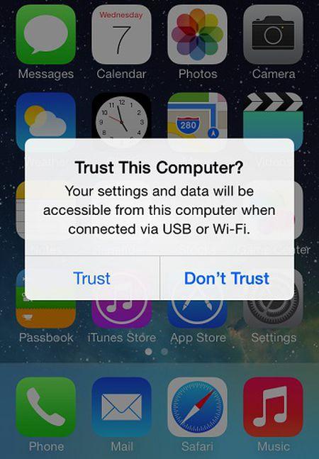 iOS 11 se han che viec lay du lieu ra khoi may - Anh 2