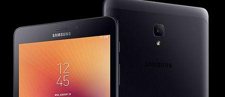 Samsung ban ra may tinh bang Galaxy Tab A 8.0 (2017) tai Viet Nam, gia 6,49 trieu dong - Anh 1