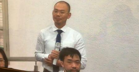 Phien toa sang 11/9: Lanh dao Loc dau Binh Son mot muc phu nhan nhan tien chi lai ngoai - Anh 2