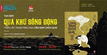 Diem danh 10 su kien giai tri thu vi trong tuan nay tai Ha Noi - Anh 3