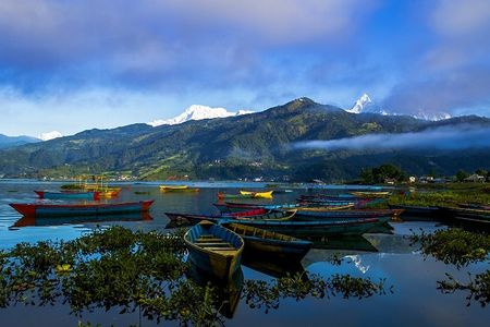 Nepal muon dua du khach Viet den voi dinh Everest va di san van hoa Phat giao - Anh 3