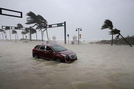 'Quai vat' Irma cuong no khien Florida (My) tan hoang - Anh 10
