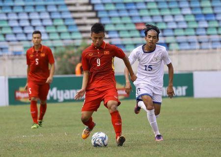 U18 Viet Nam – U18 Indonesia: Tran cau quyet dinh tat ca - Anh 1