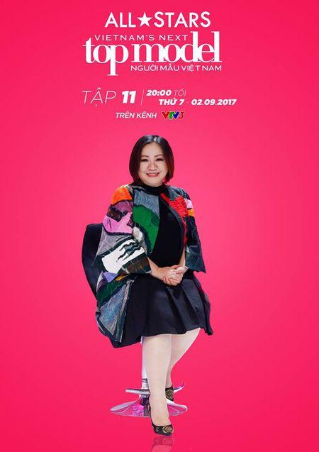 Trang Le - 'nguoi phu nu quyen luc' dang sau Next Top van chi ua chuong mot chiec ao - Anh 1