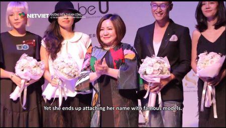 Trang Le - 'nguoi phu nu quyen luc' dang sau Next Top van chi ua chuong mot chiec ao - Anh 4