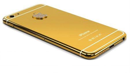 Sieu pham Iphone 8 lo dien, ma vang dep long lanh - Anh 3