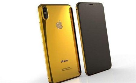 Sieu pham Iphone 8 lo dien, ma vang dep long lanh - Anh 5