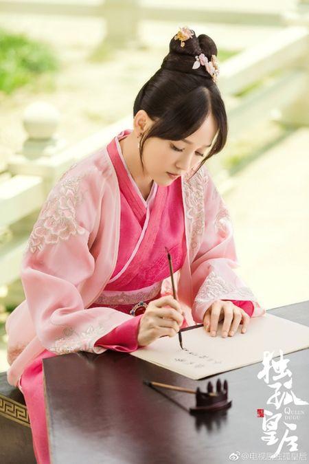 Duong Mich - Chau Tan - Tran Kieu An:Cuoc dua rating cua 3 'hoang hau' - Anh 5
