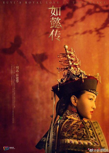 Duong Mich - Chau Tan - Tran Kieu An:Cuoc dua rating cua 3 'hoang hau' - Anh 7