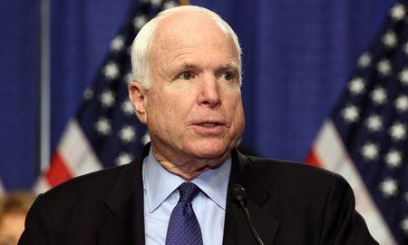 Nghi si My McCain doa Trieu Tien 'se tra gia bang su tuyet chung' - Anh 1
