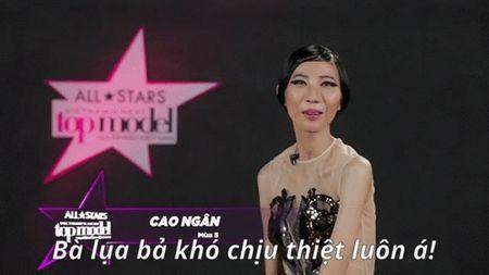 Cuoi ngat voi phat ngon gay choang cua Cao Ngan trong Nextop Model - Anh 3