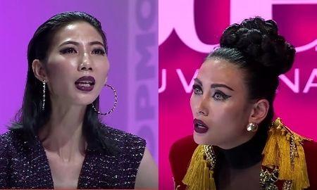 Cuoi ngat voi phat ngon gay choang cua Cao Ngan trong Nextop Model - Anh 4