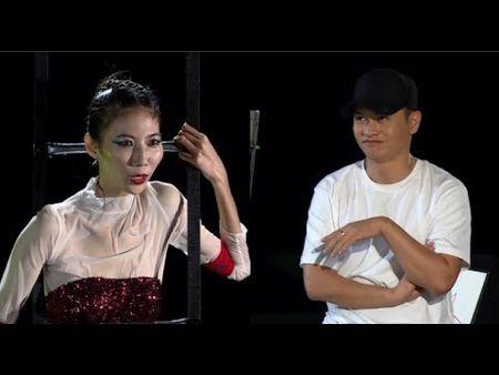 Cuoi ngat voi phat ngon gay choang cua Cao Ngan trong Nextop Model - Anh 6