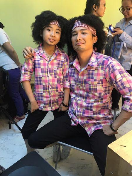 Team Chi Thien thang ngoan muc tai 'Guong mat than quen nhi 2017' - Anh 5