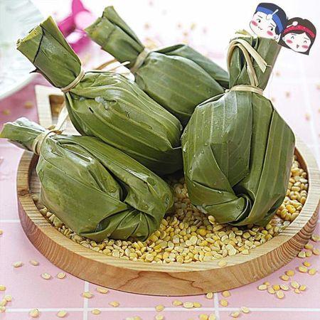 Cach lam banh uoi deo thom ngon- Banh tinh yeu cua nguoi Muong - Anh 1