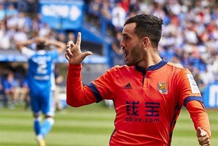 Sau 3 vong La Liga, Sociedad sanh ngang Barca - Anh 1
