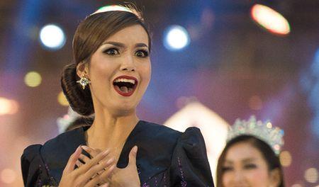 Nhan sac Hoa hau Campuchia 2017 - Anh 1