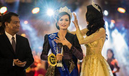 Nhan sac Hoa hau Campuchia 2017 - Anh 2