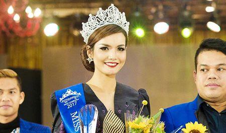 Nhan sac Hoa hau Campuchia 2017 - Anh 4