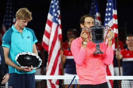 Ha 'nguoi khong lo', Nadal co danh hieu Grand Slam thu 16 - Anh 7