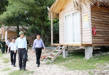 Quang Ninh: Chan chinh cong tac quan ly dat dai tai huyen dao Co To - Anh 1