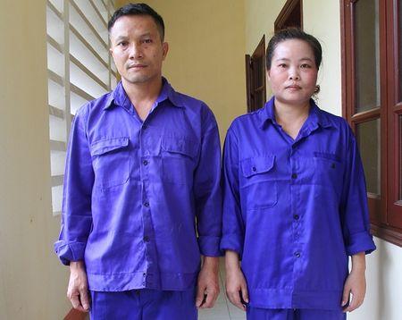 Yen Bai: Bat 2 doi tuong mua ban 2 banh heroin - Anh 1