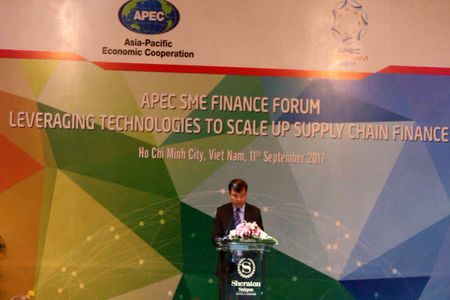 APEC SME O2O FORUM 2017: Doanh nghiep vua va nho la dong luc chinh cua nen kinh te - Anh 1