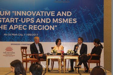 Dien dan Khoi nghiep APEC 2017: DNNVV, khoi nghiep trong boi canh cong nghe - Anh 1