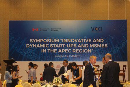 Dien dan Khoi nghiep APEC 2017: DNNVV, khoi nghiep trong boi canh cong nghe - Anh 2