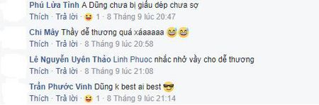 Thay giao 'lay nhat he Mat troi': Viet chu kin yen xe cac hoc sinh khong lap guong xe may - Anh 5