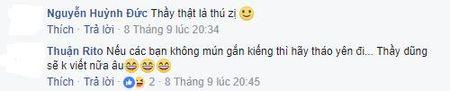 Thay giao 'lay nhat he Mat troi': Viet chu kin yen xe cac hoc sinh khong lap guong xe may - Anh 6