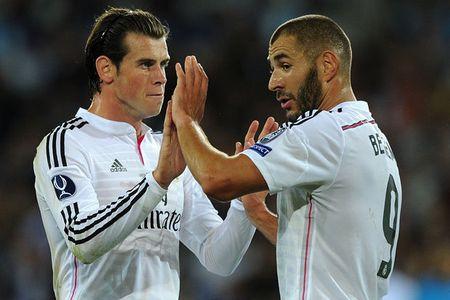BBC, Isco, Asensio & con dau dau cua Zidane - Anh 1