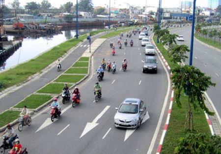 TP.Ho Chi Minh: Dung trien khai du an tuyen buyt nhanh BRT so 1 - Anh 1
